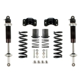 2016-2019 Camaro Detroit Speed Rear Coilover Conversion Kit, Single Adjustable Shocks: 042432