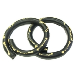 1964-1966 Chevelle Rear Coil Spring Insulators