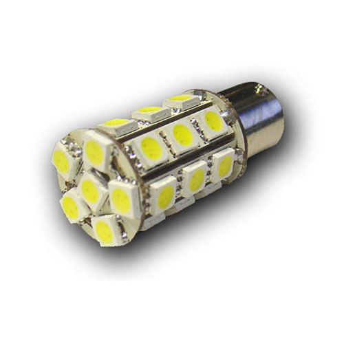 1157 LED Amber Bulb, Turn Signal: 20-1157-A