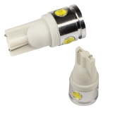 194 White LED License Plate Bulbs (Also Side Marker, Dash): 20-194-W1