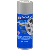 Dupli-Color Wheel Coating; Silver; 11 oz. Aerosol (Argent Silver For Rally Wheels)