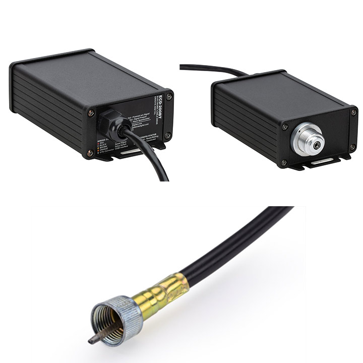 Dakota Digital Electronic Cable Drive Module, GM Thread On