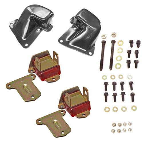 Engine Mount Kit-Chevrolet Eng Energy 3.1120G