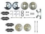 Disc Brake Conversion Kits, Rear +2 Wilwood Calipers