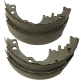 1964-1972 El Camino Front Drum Brake Shoes