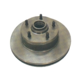 Rear Rotor, for AFX Disc Brake Conversion Kits