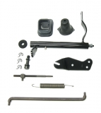 1967-1969 Camaro Clutch Linkage Conversion Kit, Big Block