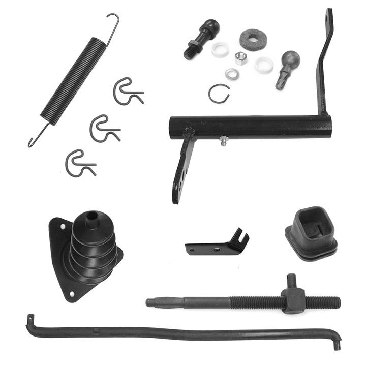 1968-1972 El Camino Clutch Linkage Conversion Kit