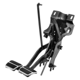 1967-1968 Camaro Clutch and Brake Pedal Assembly 4 Speed