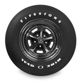 1962-1979 Nova Firestone Wide Oval Tire E 70 X 14 Wide O Oval