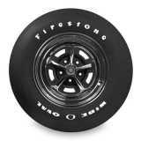 1964-1972 Chevelle Firestone Wide Oval Tire G 70 X 15 Wide O Oval