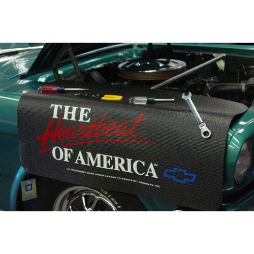 Fender Gripper Heartbeat of America