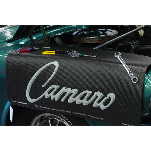 Fender Gripper Camaro Script