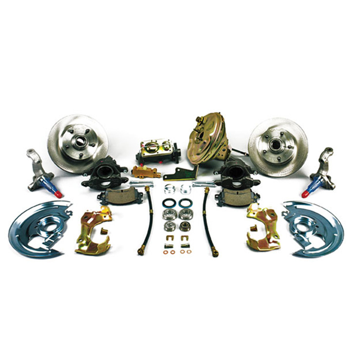 1964-1972 El Camino Front Disc Brake Conversion Kit (9 inch Booster)