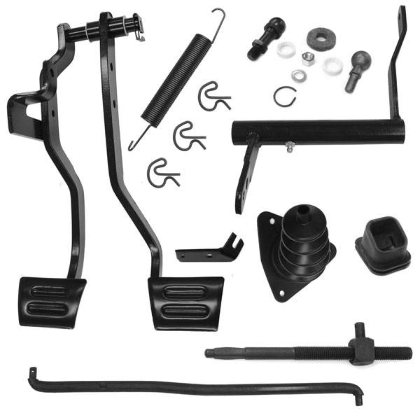 1968 1972 Chevrolet Manual Transmission Conversion Kit