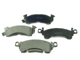 1968-1974 Nova Single Disc Brake Pads