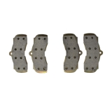 1967-1968 Camaro Four Piston Disc Brake Pads