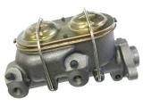 1967-1969 Camaro Round Disc Brake Master Cylinder With Bleeders