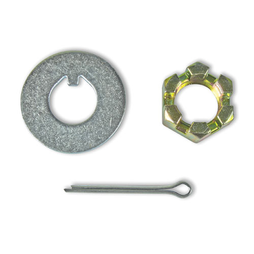 1964-1972 Chevelle Disc Brake Bearing Nut And Washer Kit