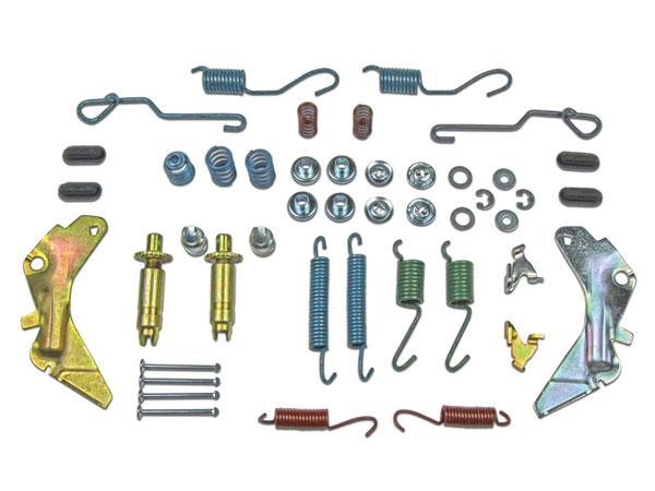 1967-1981 Camaro Front Drum Brake Hardware Kit