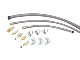 Flaming River Camaro Stainless Power Steering Hose Kit