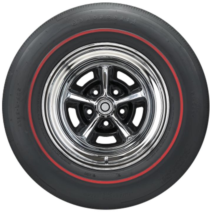 Red Line Tires >> Firestone Redline Radial Tire Gr70 15