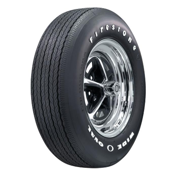 Firestone Wide Oval Radial Tire - FR70-15