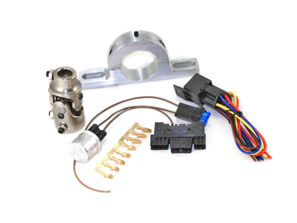 This Flaming River Column Installation Kit Fits 1968 Chevrolet Nova Includes Wiring Harness With Hazards Mount Horn Relay: A Wiring Harness For 1968 Chevy Nova At Johnprice.co