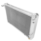 1982-1992 Camaro Frostbite Aluminum Radiator, 2 Row, for 17-1-4 In. Tall Core: FB188