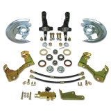 1967-1969 Camaro Disc Brake Deluxe Mini Kit