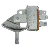 1969 Camaro Blower Motor Switch With Air Conditioning