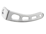 Nova Chrome Universal Carburetor Bracket