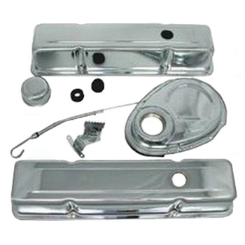 1978-1988 Chevy G-Body Small Block Engine Dress Up Kit Tall Valve Covers