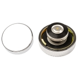 Chevy Chrome Radiator Cap