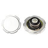 Chevy Polished Aluminum Radiator Cap