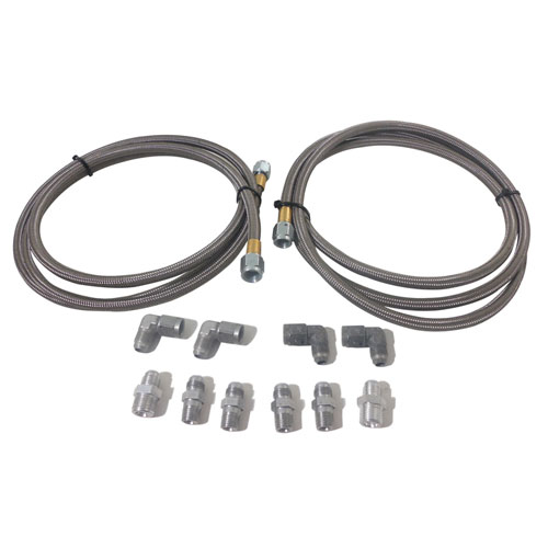 1962-1979 Chevy Nova Transmission Cooler Hose Kit