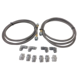 1964-1977 Chevy El Camino Transmission Cooler Hose Kit