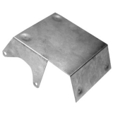 1967-1981 Chevy Camaro Satin Finish Starter Heat Shield