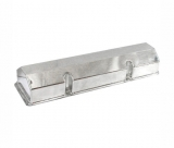 1967-1992 Chevy Camaro Small Block Fabricated Flat Top Valve Covers, w/out Hole, Anodized