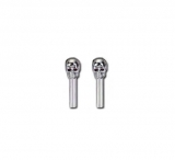 1967-1981 Chevy Camaro Chrome Skull Door Lock Knobs