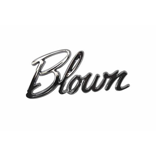 1964-1977 Chevy Chevelle Blown Emblem