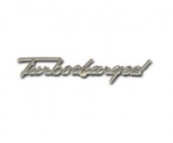 1964-1977 Chevy Chevelle Turbocharged Emblem