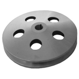Chevy Chevelle Billet Power Steering Pulley Single Groove Satin Finish