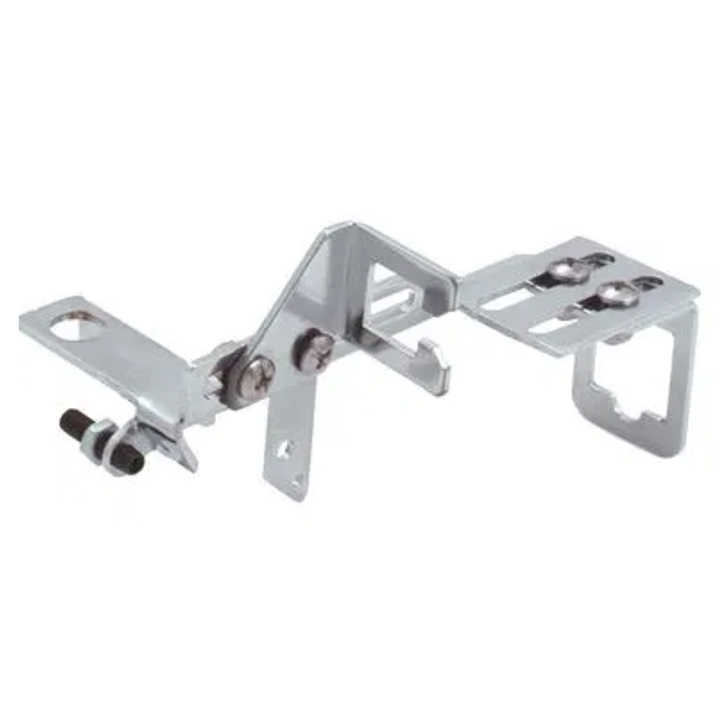 Chevy Chrome Throttle Cable Bracket Carb Mounted With ...