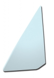 1964-1965 Chevelle, 1966-1967 Chevelle Sedan Vent Window Glass Left Hand