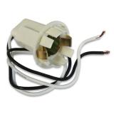1962-1968 Nova Dual Element Tail Lamp Socket 2 Wire 1157 Bulb