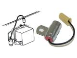 1964-1971 El Camino Voltage Regulator Radio Capacitor