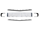 1967-1968 Camaro Rally Sport Grille Kit Without Trim