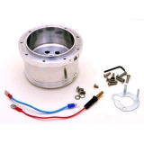 GT Performance GT9 Installation Hub Polished GM Early Models: 1315878