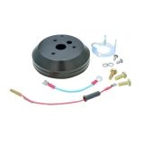 GT Performance GT3 Installation Hub Black Anodized GM Early Models: 20-5002
